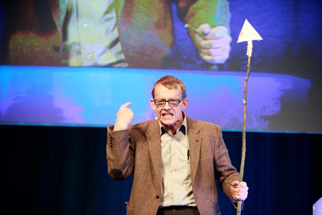 Hans Rosling Vortrag