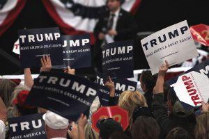 Kognitive Dissonanz: Donald Trump wird geliebt, weil er Unsinn erzählt
